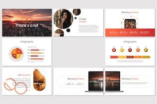 Thumbnail for Saeesar - Google Slides Template