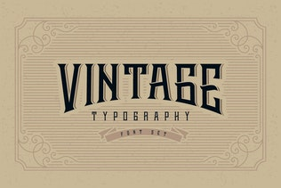 Thumbnail for Whiskey label font