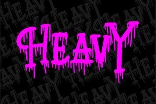 Thumbnail for Dead Night | Horror Font