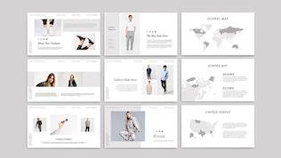 Миниатюра для ROSALIE - Мода Google слайд