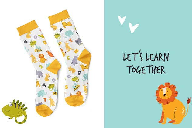Alphabet Animals for Little Ones - product preview 1