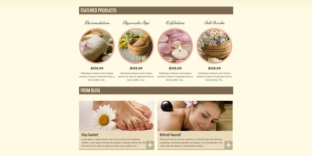 Spa Treats  - Yoga and salon Shopify Theme - product preview 4