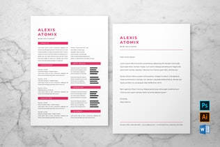 Thumbnail for Professional Resume & Cover Letter #3