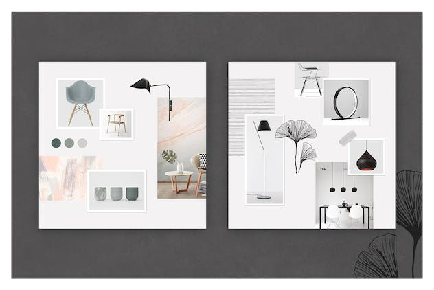Tanska Mood Boards Collection - product preview 1