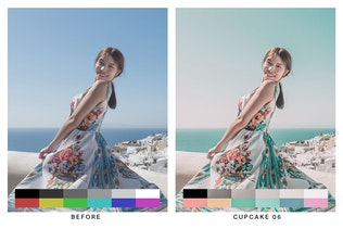 Thumbnail for 50 Top Influencer Lightroom Presets and LUTs