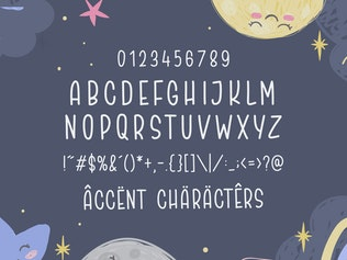 Nightjump Handwriting Fonte YH