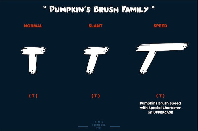 Pumpkin's Brush - product preview 4