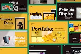 Thumbnail for Palinoia - Creative Business Powerpoint