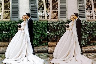 Thumbnail for Caramel Wedding Mobile & Desktop Lightroom Presets