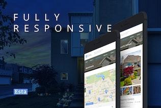 Esta — Responsive Real Estate WordPress Thema