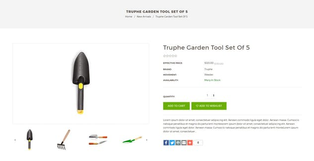 Garden Accessories | Gardening, Landscaping Tools - product preview 9