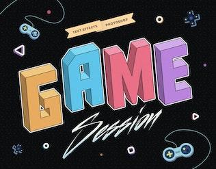 Thumbnail for Pop Art Text Effects