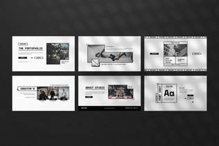 Thumbnail for Dopeline Brand Google Slide Presentation