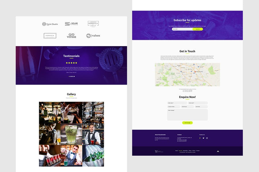 Party Bartender - Bartending Services / Catering - product preview 2
