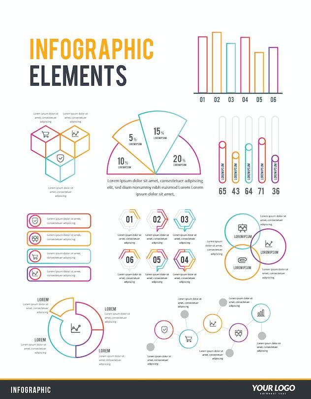 Infographic Examples for Designer V.50