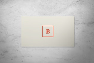 Thumbnail for Clean & Simple Business Card
