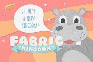 Miniatura para Fabric Kingdom Illustrator Edition