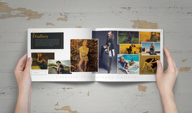 Photographer Portfolio - product preview 2