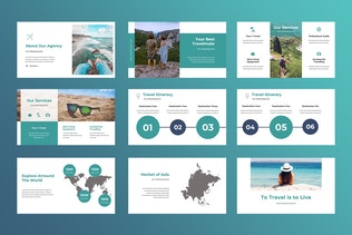 Douland - Travel Googleslides Presentation