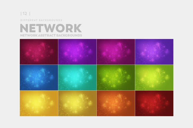 Network Abstract Backgrounds - product preview 4