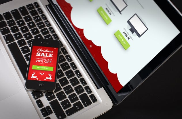 XMuse - Christmas Sale / Promo Muse Template - product preview 2