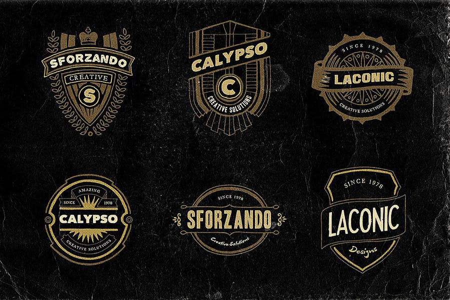 100+ Best Free Badges Vector & PSD 2