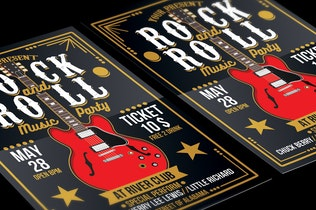 Thumbnail for Rock and Roll Music Party