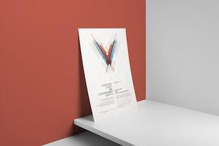 Poster / A4 Letterhead Mockup Vol. 1