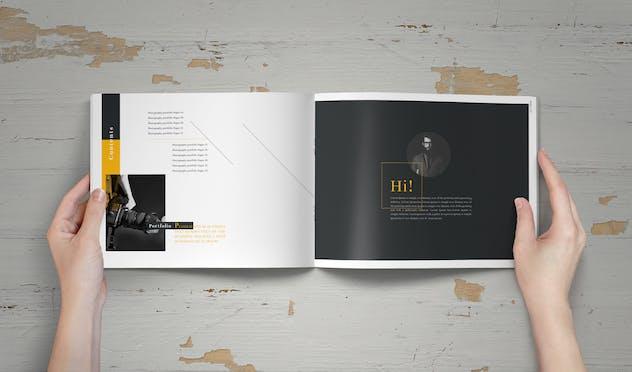 Photographer Portfolio - product preview 12
