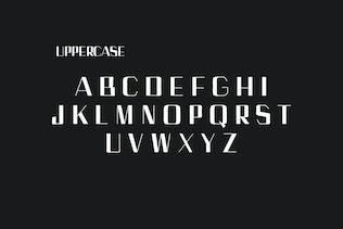 Miniatura para Bethan Sans Con serifa - Pack familiar de fuentes