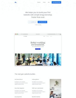 Thumbnail for Website UI Kit