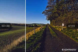 Thumbnail for HDR Stock Photoshop Actions