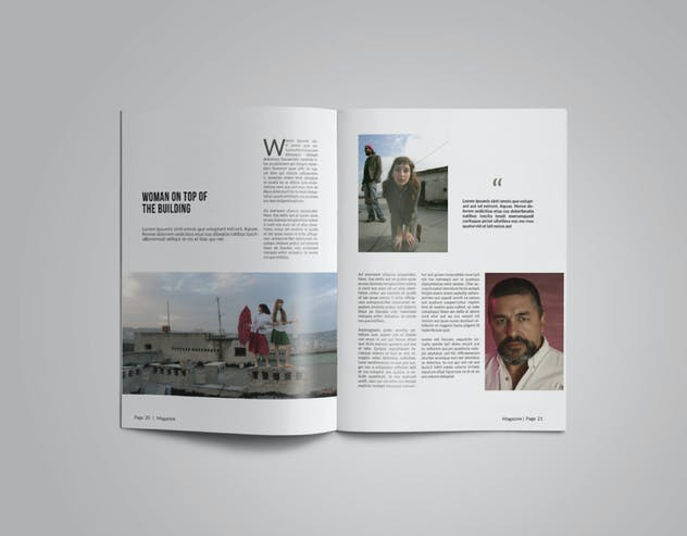 Simple Magazine - product preview 9