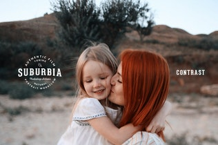 Thumbnail for Suburbia Photoshop Actions
