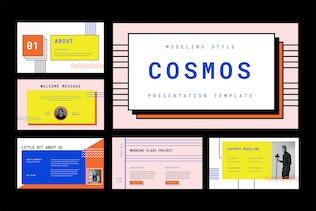 Cosmos - Classic Style Keynote Presentation