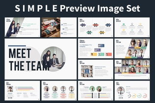 Thumbnail for SIMPLE - Powerpoint Presentation Template