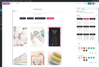 Thumbnail for Instaberg - Instagram Feed Gallery