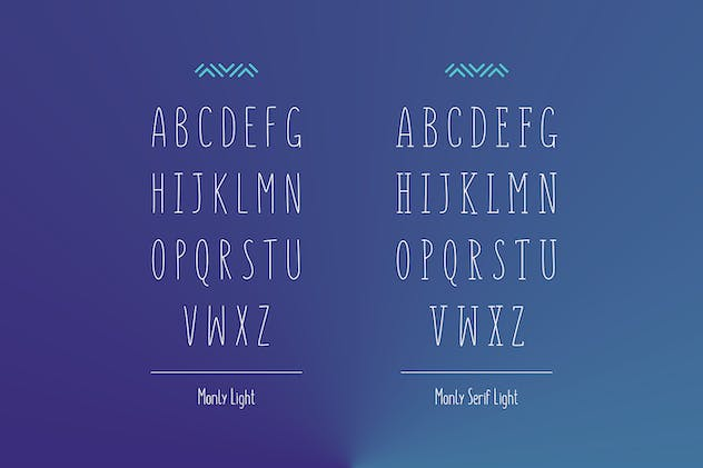 Monly Font - product preview 2
