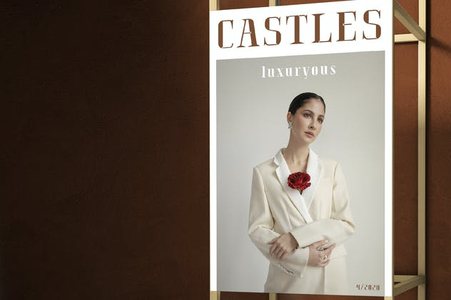 The Castle Serif - product preview 3