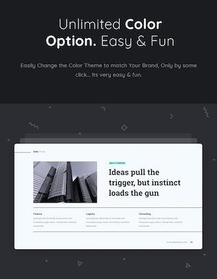 Thumbnail for KOPA - Business & Creative Template (KEY)