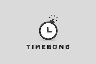 Thumbnail for Timebomb — Logo Template