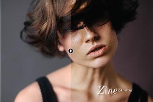Thumbnail for Zine Fashion Lightroom Presets - Volume II