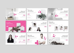 Thumbnail for Replus - Powerpoint Template