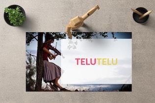Thumbnail for Telu3 - Keynote Template