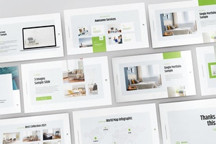 Thumbnail für BUSINESSBERATER - Powerpoint V428