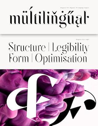 Thumbnail for SF Kingston   Font