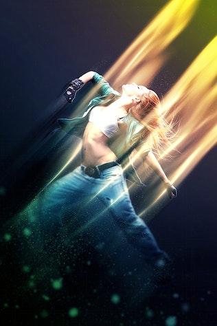 Thumbnail for Aurora - Polar Lights CS3+ Photoshop Action