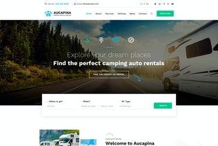 Thumbnail for Aucapina - Camping Auto rentals