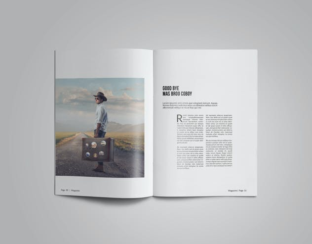 Simple Magazine - product preview 14