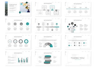 Thumbnail for Scandinavie | Powerpoint Template